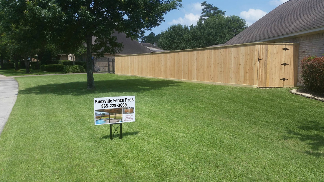 Fence Company Knoxville TN